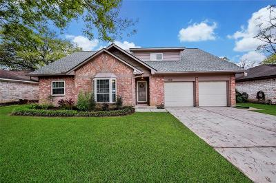 Houston Single Family Home For Sale: 9219 Meaux Drive