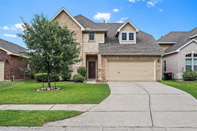 Kingwood Single Family Home For Sale: 21543 Rose Mill Drive