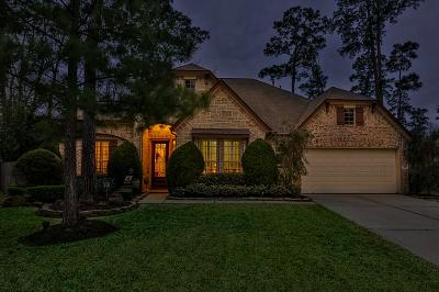 Montgomery Single Family Home For Sale: 258 Overland Trace