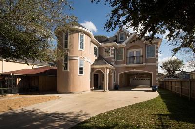 Houston Single Family Home For Sale: 1208 Northwood Street