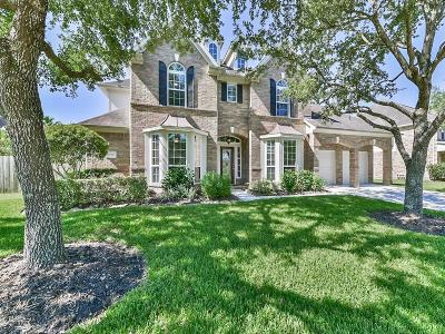 Pearland Single Family Home For Sale: 11506 Island Breeze Street