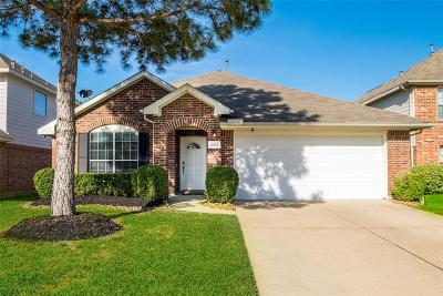 Katy Single Family Home For Sale: 6439 Bright Falls Lane