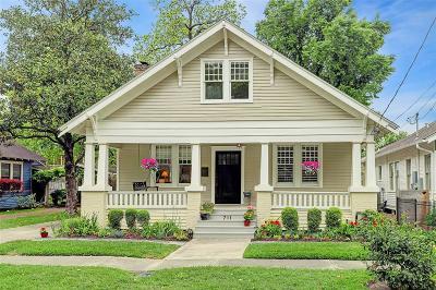 Single Family Home For Sale: 711 Euclid Street