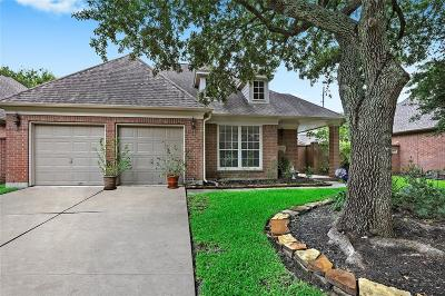 Houston Single Family Home For Sale: 13815 Carriage Walk Lane