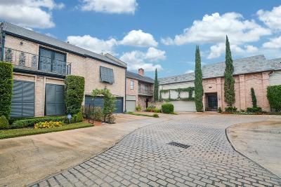 Houston Condo/Townhouse For Sale: 987 S Post Oak Lane