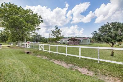 Single Family Home For Sale: 840 County Road 685
