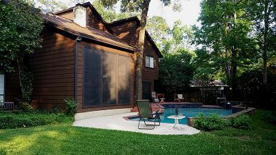 Kingwood Single Family Home For Sale: 2511 Laurel Ridge