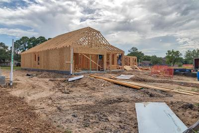 Santa Fe Single Family Home For Sale: 13355 Pecan Trails Drive