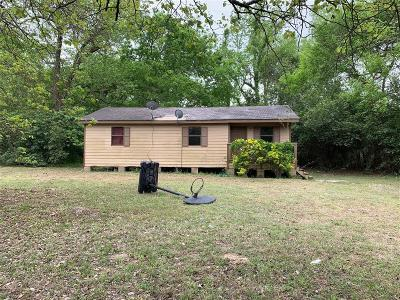 New Waverly Single Family Home For Sale: 800 State Highway 150
