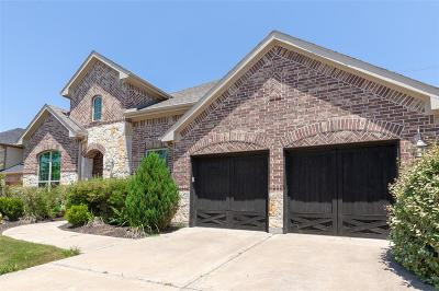 Katy TX Single Family Home For Sale: $374,950