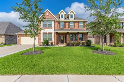 Friendswood Single Family Home For Sale: 1116 Boxwood Place