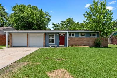 Houston Single Family Home For Sale: 3706 Westhampton Drive