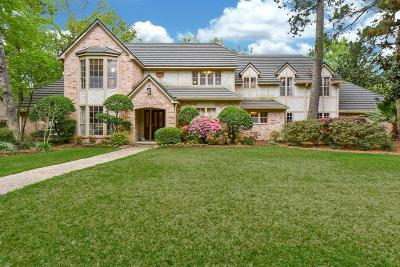 Houston Single Family Home For Sale: 5419 Westerham Place