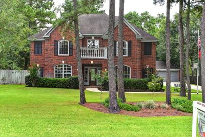 Single Family Home For Sale: 12314 Marshall Drive