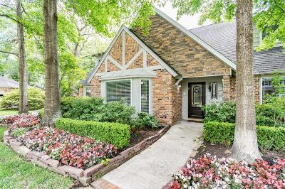 Houston Single Family Home For Sale: 13211 Indian Creek Road