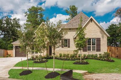 Tomball TX Single Family Home For Sale: $477,900