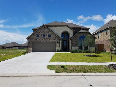 Texas City Single Family Home For Sale: 12802 White Cove