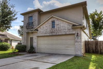 Tomball Single Family Home For Sale: 19102 Coxwold Lane #19102