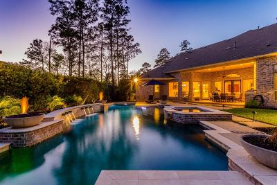 The Woodlands Single Family Home For Sale: 6 Player Pines