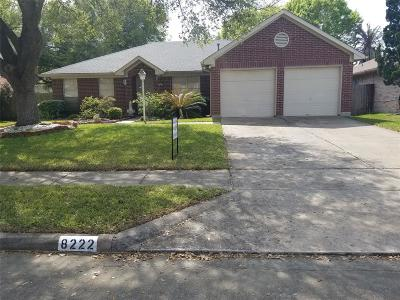 Fort Bend County Single Family Home For Sale: 8222 Squires Place Drive