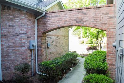 Houston Condo/Townhouse For Sale: 2346 Summit Way Court
