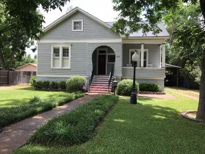 La Grange Single Family Home For Sale: 423 S Franklin Street