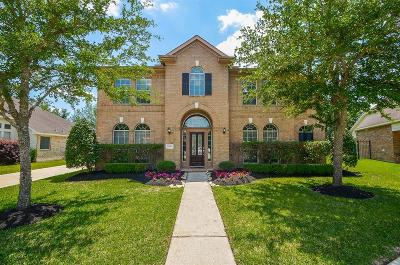 Katy Single Family Home For Sale: 24311 Water Hill Court