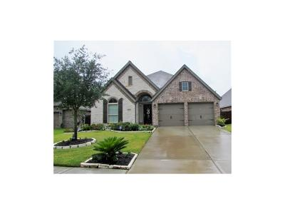 Shadow Creek Ranch Single Family Home For Sale: 2906 Thornridge Bend Court