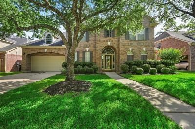 Humble Single Family Home For Sale: 7527 Prairie Oak Trail