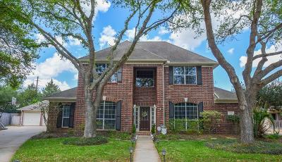 Sugar Land Single Family Home For Sale: 6303 Cool Water Drive