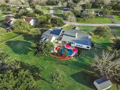 Fulshear Single Family Home For Sale: 31618 Tall Grass Lane