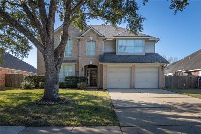 Missouri City Single Family Home For Sale: 4610 Sunrise Drive