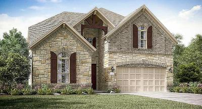 Fulshear TX Single Family Home For Sale: $343,340