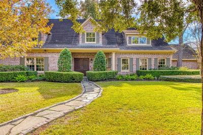 Houston Single Family Home For Sale: 13 Robinwood Lane