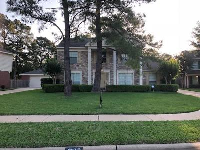Houston TX Single Family Home For Sale: $190,000