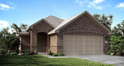 New Caney Single Family Home For Sale: 23731 Via Maria Drive