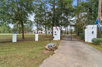 Magnolia Single Family Home For Sale: 14002 Deer Run Street
