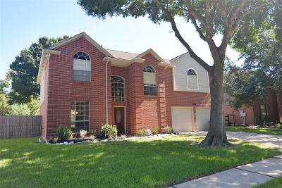 League City Single Family Home For Sale: 1300 Willow Branch Drive