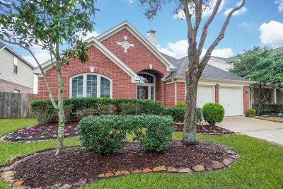 Missouri City Single Family Home For Sale: 7415 Pony Creek