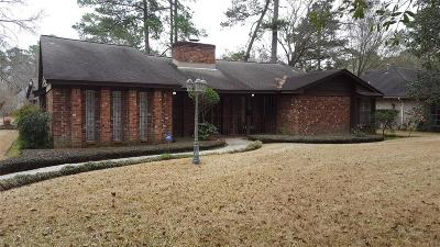 Spring Single Family Home For Sale: 19338 Whitewood Drive