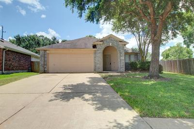 Katy Single Family Home For Sale: 21511 Bridgewater Point