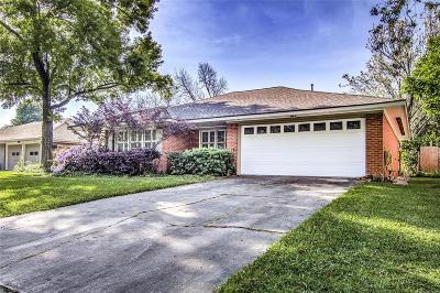 Houston Single Family Home For Sale: 5663 Hazen Street