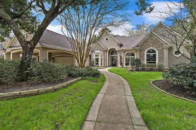 Kingwood Single Family Home For Sale: 2 Forest Green Trail