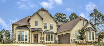 Montgomery Single Family Home For Sale: 12 Leandro Court
