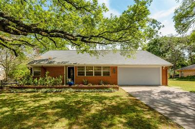 Jersey Village Single Family Home Pending Continue to Show: 16113 Jersey Drive