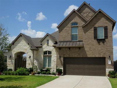 Katy Single Family Home For Sale: 3302 Brampton Island Drive
