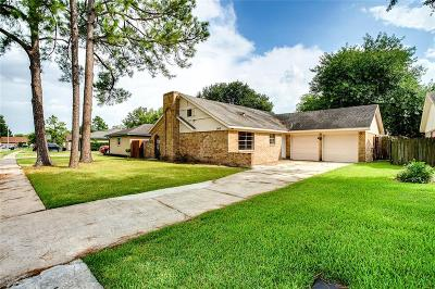 Houston Single Family Home For Sale: 11419 Fairpoint Drive