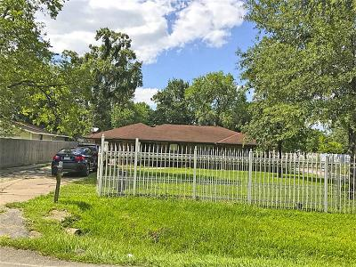 Channelview Single Family Home For Sale: 15437 S Brentwood Street