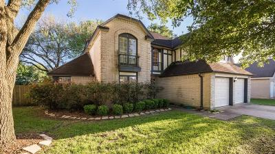 Deer Park Single Family Home For Sale: 714 Bayou Bend Drive