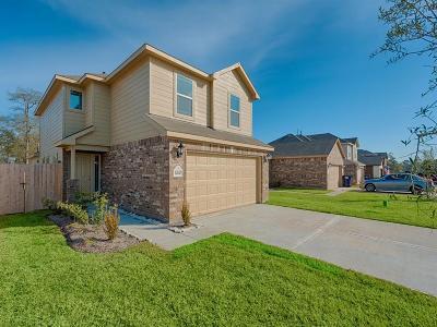 Conroe Single Family Home For Sale: 14043 Waukegan Way